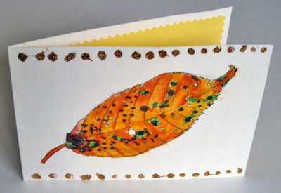 Leafcard